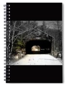 Albany Covered Bridge  Spiral Notebook
