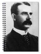 Albert Goodwill Spalding Spiral Notebook