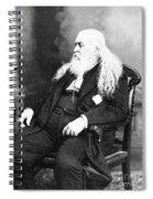 Albert Pike (1809-1891) Spiral Notebook