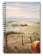 Alberta Foothills Spiral Notebook