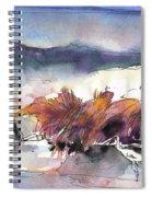 Albufera De Valencia 03 Spiral Notebook