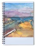 Albufera De Valencia 15 Spiral Notebook