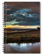 Albufera Rice. Valencia. Spain Spiral Notebook