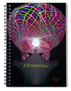 Albuquerque Spiral Notebook