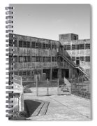 Alcatraz Model Industries Building Spiral Notebook