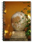 Alcazar Urn Spiral Notebook