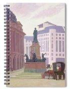 Aldwych  Spiral Notebook