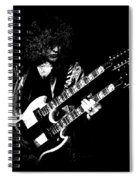 Doubleneck Sketch 1978 Spiral Notebook
