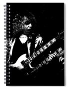 Doubleneck Sketch In Spokane 1978 Spiral Notebook