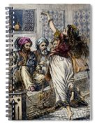 Ali Baba And 40 Thieves Spiral Notebook