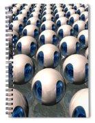 Alien Army Spiral Notebook