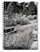 All Fall Down Spiral Notebook
