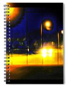 All I Need To Know Of Midnight Spiral Notebook