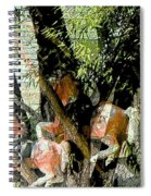 All My Horses Live In Trees Spiral Notebook