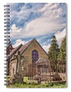 All Saints Tudeley Spiral Notebook