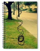 All Tangled Up In You Spiral Notebook