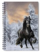 Allegro Coming Home Spiral Notebook