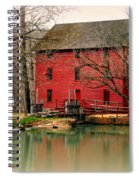 Alley Mill 4 Spiral Notebook