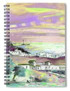 Almeria Region In Spain 04 Spiral Notebook