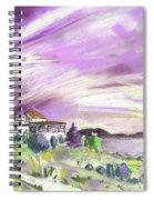 Almeria Region In Spain 05 Spiral Notebook