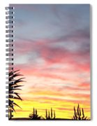 Aloe Ferox  South Africa Spiral Notebook