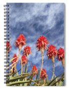 Aloes South Africa Spiral Notebook
