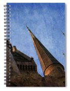 Alohomora Spiral Notebook