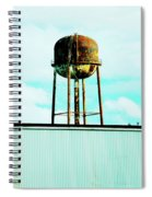 Along Highway 61 Spiral Notebook