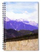 Alpine Wall Spiral Notebook