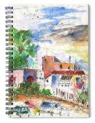 Altea 05 Spiral Notebook