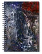 Altered Second Movements Spiral Notebook