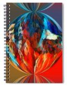 Alternate Realities 1 Spiral Notebook