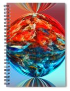 Alternate Realities 2 Spiral Notebook