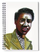 Althea Gibson Spiral Notebook