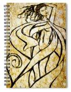Always A Woman 1 Spiral Notebook