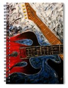 Always About Music Spiral Notebook