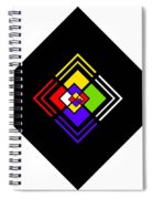 Amazing Space Spiral Notebook