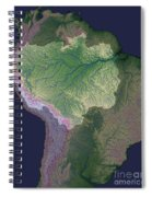 Amazon River Sources Spiral Notebook