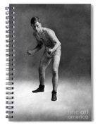 American Boxer, C1910 Spiral Notebook