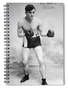American Boxer, C1912 Spiral Notebook