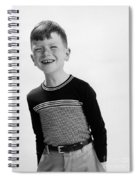 American Boy Spiral Notebook