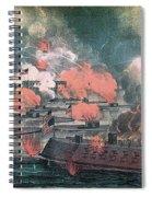 American Civil War, Great Fight Spiral Notebook