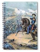 American Civil War, Storming Of Fort Spiral Notebook