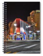 American Coney Island Spiral Notebook