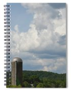 American Country Life Spiral Notebook