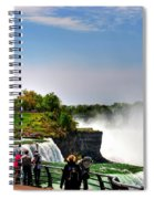 American Falls Spiral Notebook