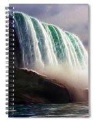American Falls Power Spiral Notebook
