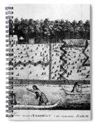 American Farm: Plan, 1793 Spiral Notebook