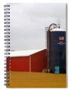 American Farmland Spiral Notebook