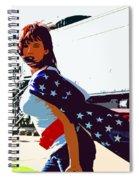 American Girl Spiral Notebook